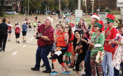 Memphis Ukulele Flash Mob Featured in Memphis Magazine